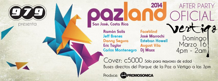 Pazland After PArty